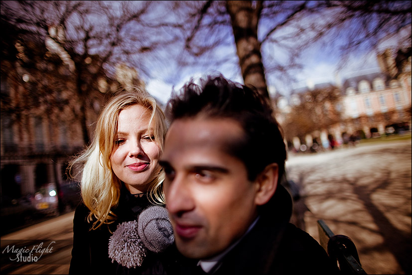 Love in Paris, Alice and Jahed, ten years after... 3