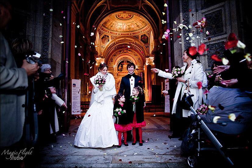 Justine et Tony, Paris et la vie en rose... 7