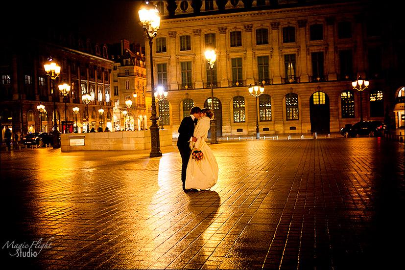 Justine et Tony, Paris et la vie en rose... 8