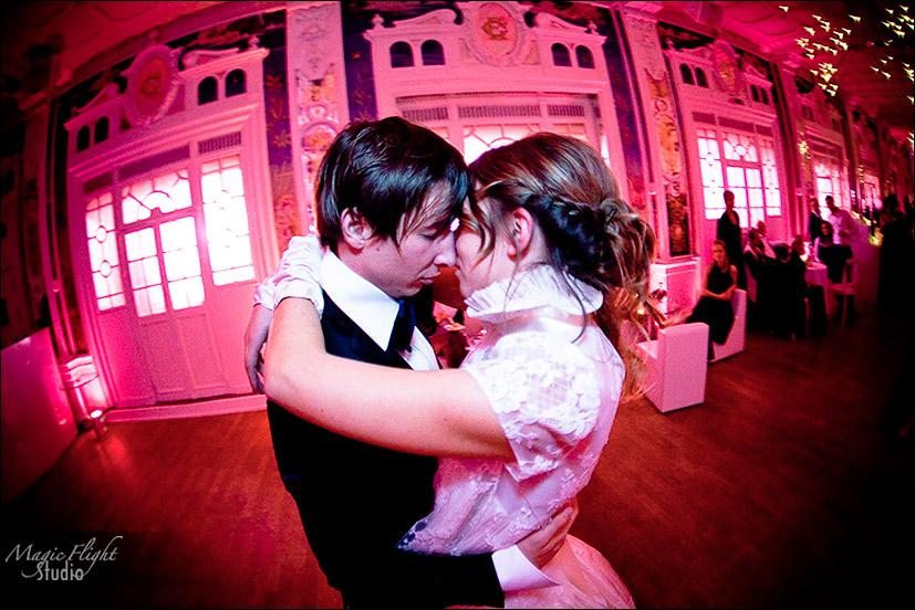 Justine et Tony, Paris et la vie en rose... 10