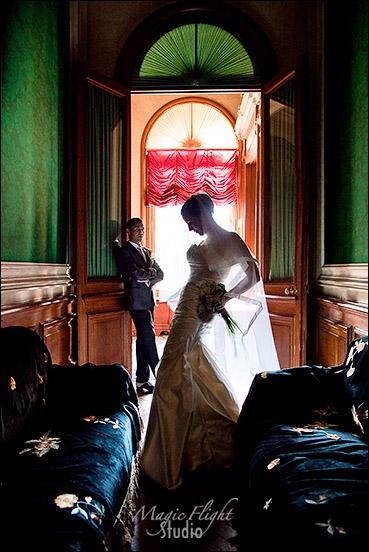 Karl et Céline au Chateau de Ferrières en brie 10