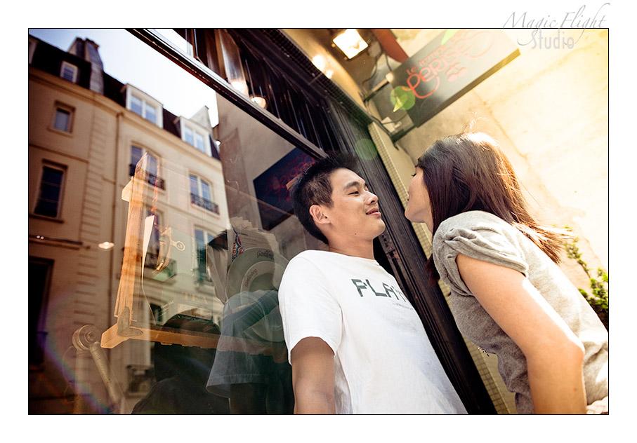 Candice et Alex in Paris 2