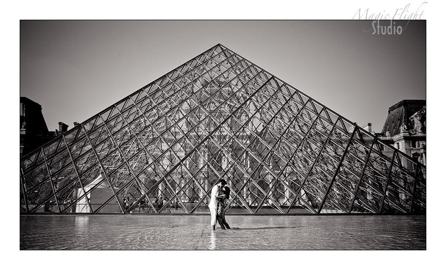 Candice et Alex in Paris 9