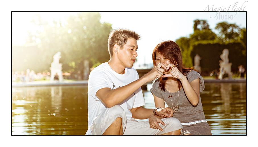 Candice et Alex in Paris 13