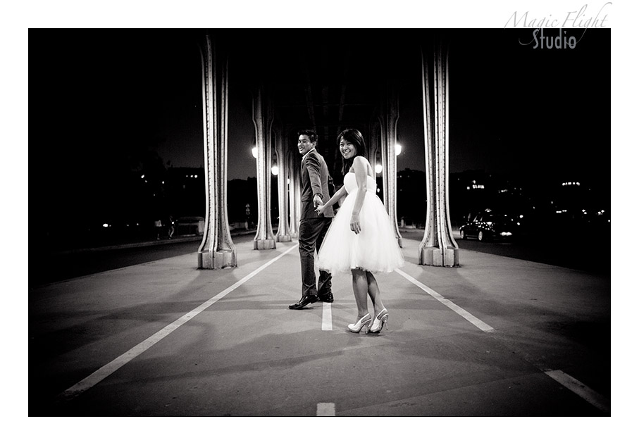 Candice et Alex in Paris 16