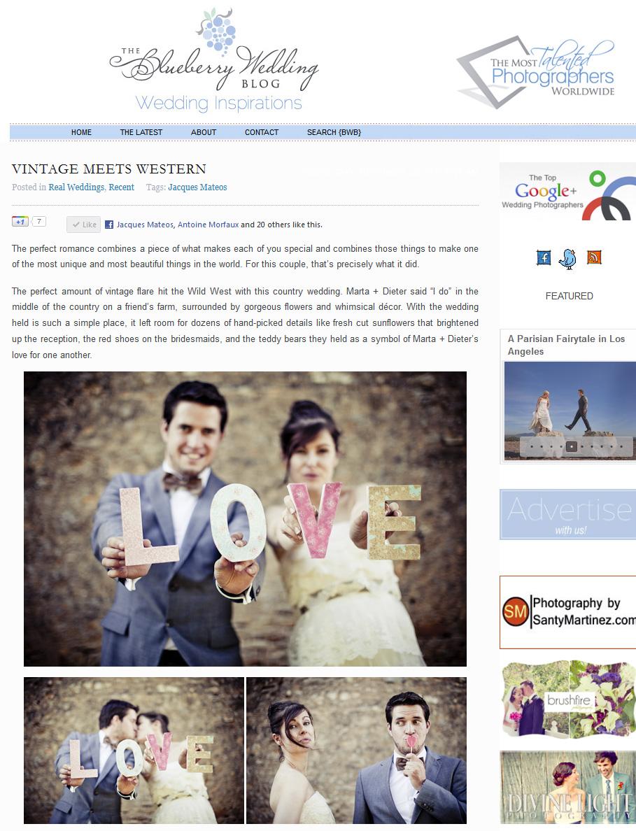 Parution web, photographe mariage 4