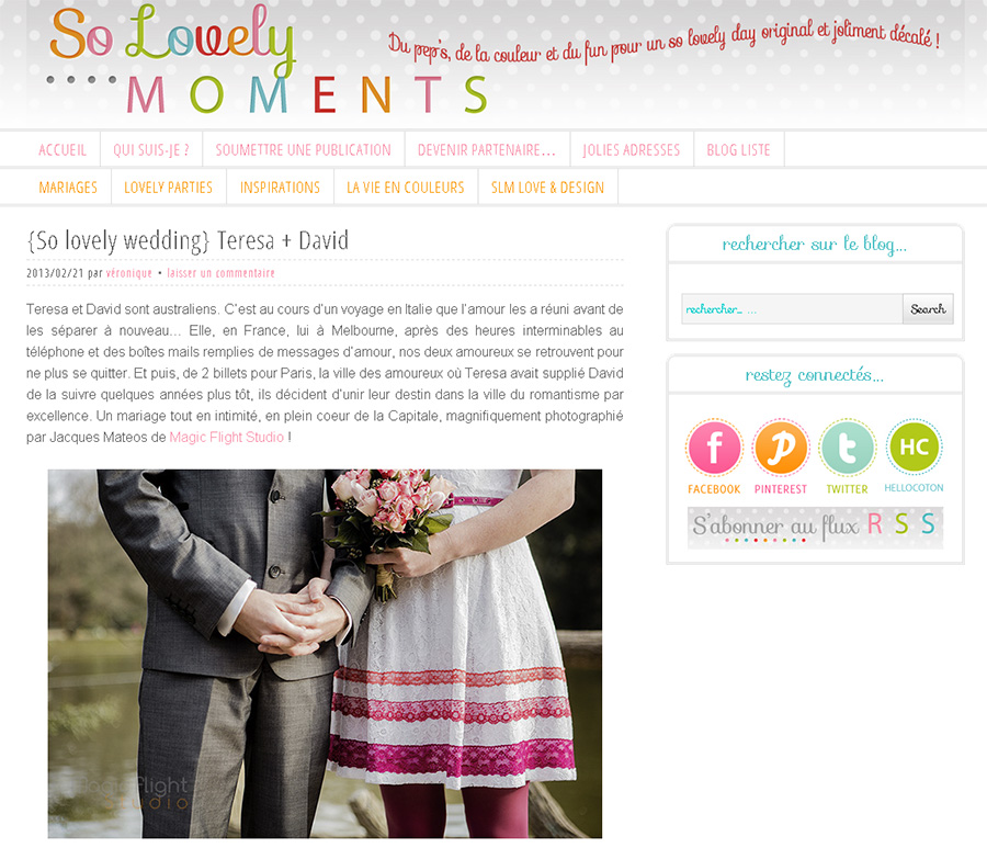 blog So lovely moments