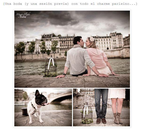 Parution web, photographe mariage 6