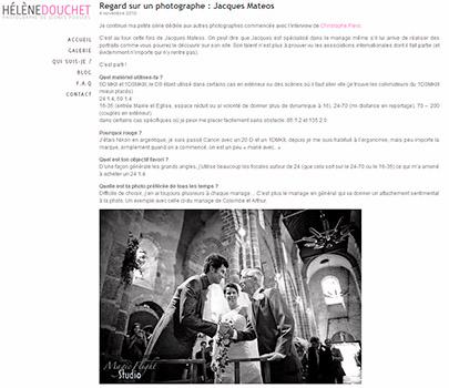 Parution web, photographe mariage 13