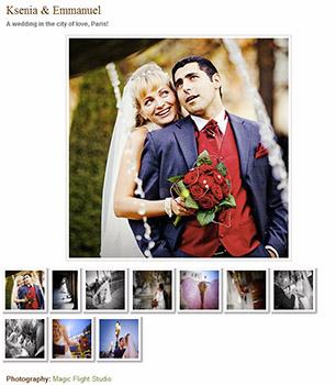 Parution web, photographe mariage 15