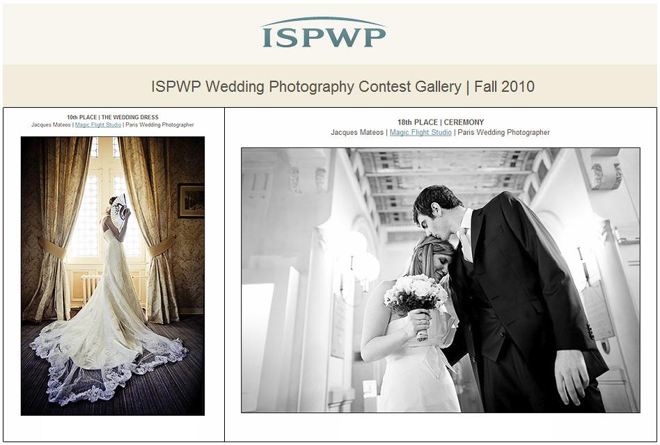 "2 photos classées au concours ""ISPWP Fall 2010"" 1"