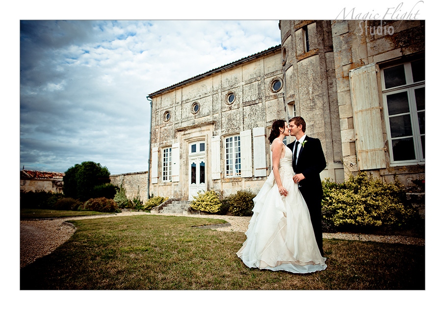 Brittney & Brandon au Chateau Clerbise 35