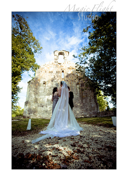 Brittney & Brandon au Chateau Clerbise 23