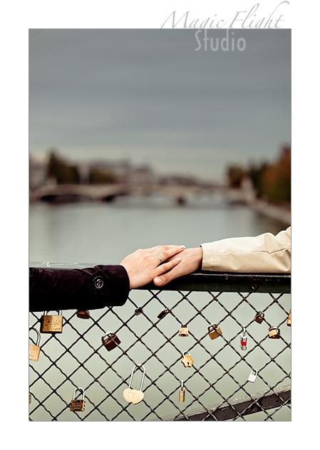 Love Story in Paris 1