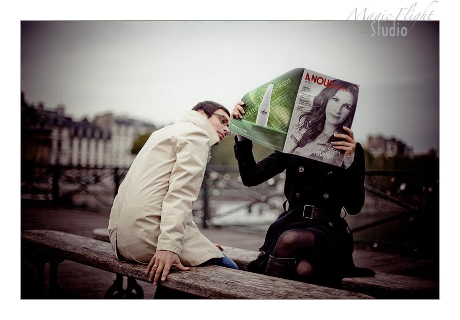 Love Story in Paris 2