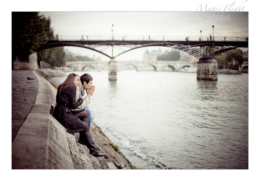 Love Story in Paris 3