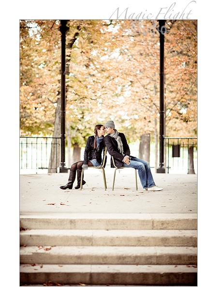 Love Story in Paris 7