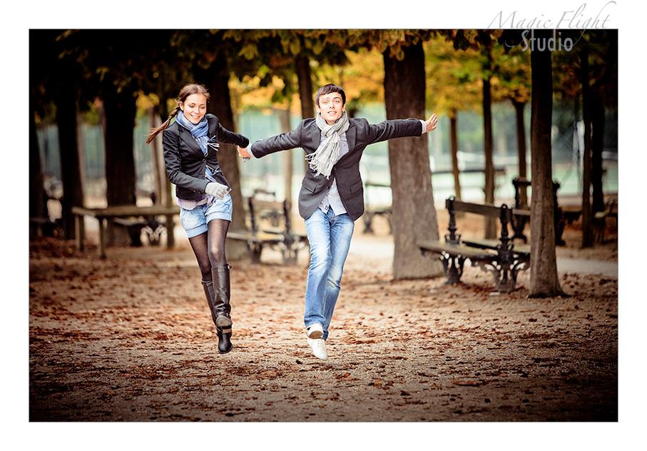 Love Story in Paris 9
