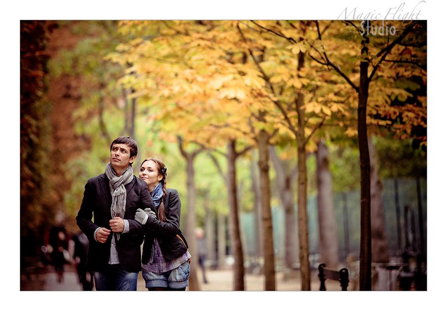 Love Story in Paris 10