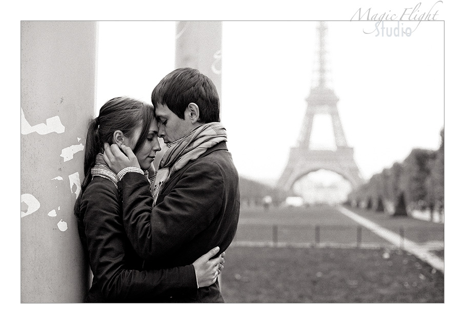 Love Story in Paris 11