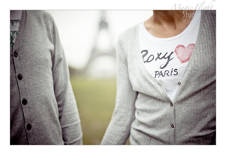 Love Story in Paris 14