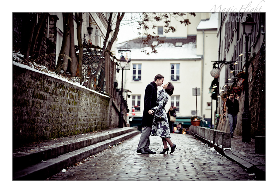 Alina & Eugene, Love story à Paris 1