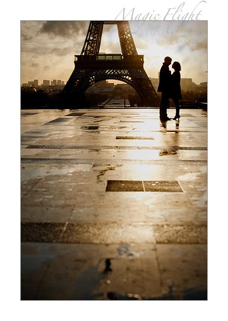 Katie & Ryan, engagement à Paris 2