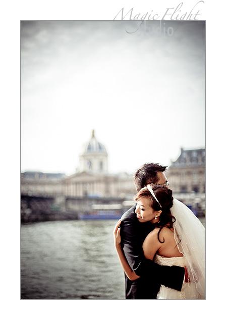 Jasmine & Dennis, pre mariage à Paris 2