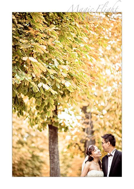 Jasmine & Dennis, pre mariage à Paris 4