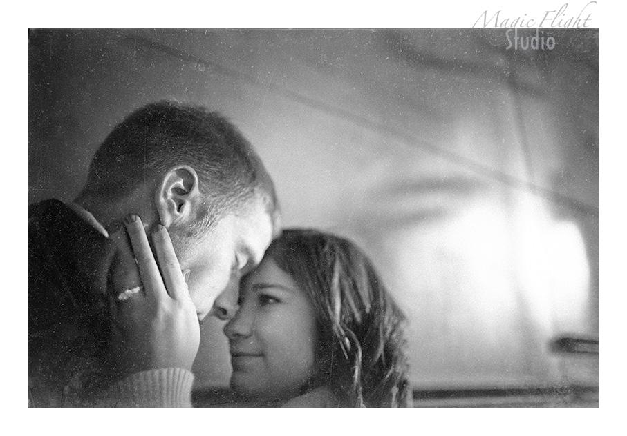 Katie & Ryan, engagement à Paris 7
