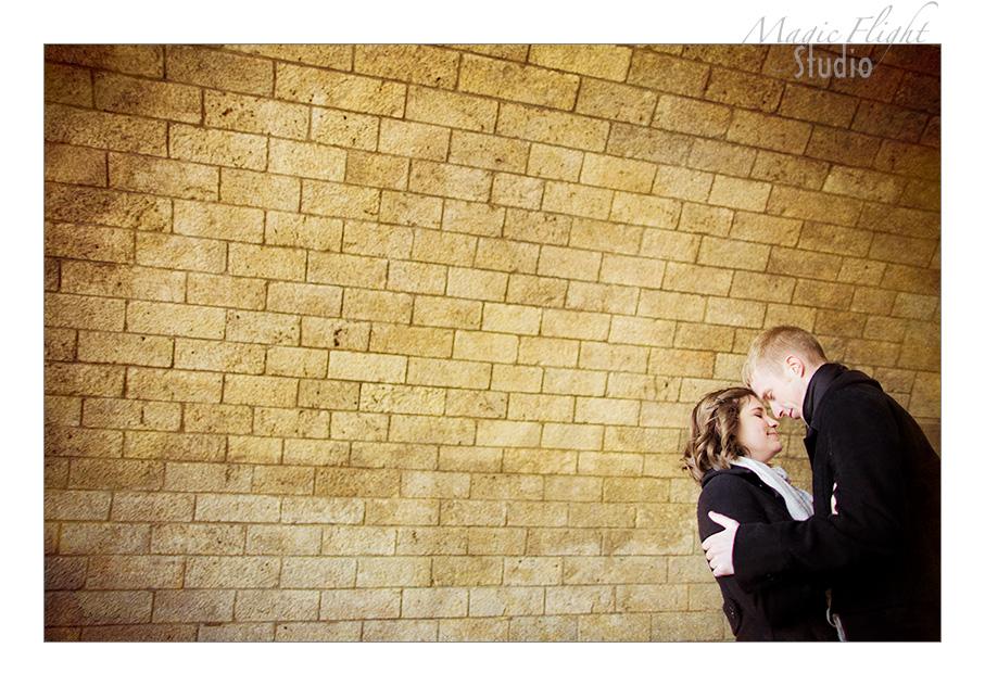 Katie & Ryan, engagement à Paris 6