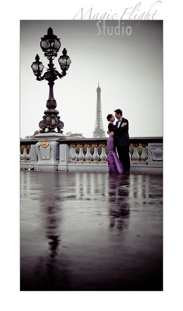 Jasmine & Dennis, pre mariage à Paris 11