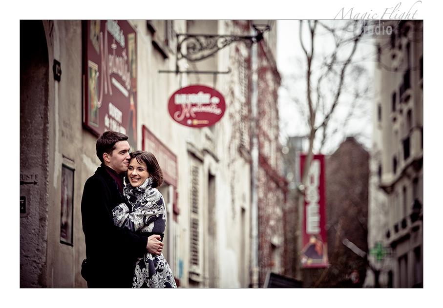 Alina & Eugene, Love story à Paris 2