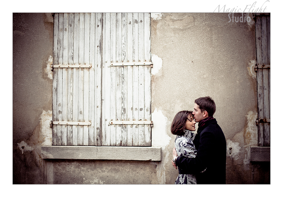 Alina & Eugene, Love story à Paris 3
