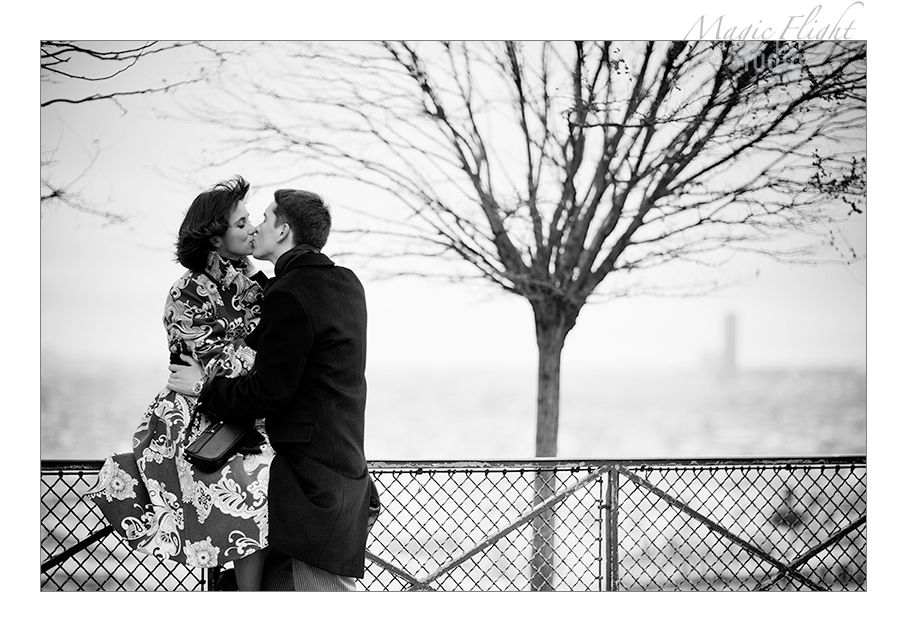 Alina & Eugene, Love story à Paris 9