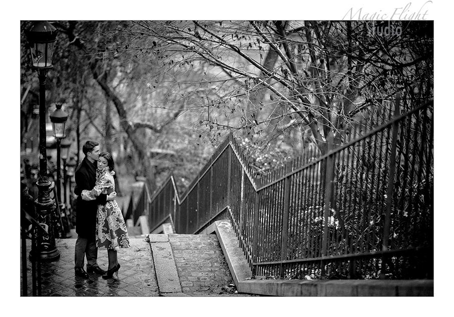 Alina & Eugene, Love story à Paris 10