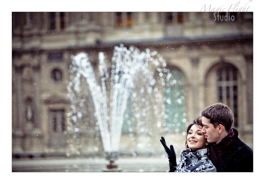 Alina & Eugene, Love story à Paris 4