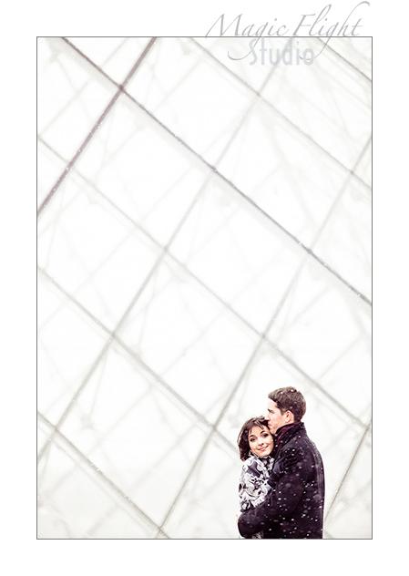 Alina & Eugene, Love story à Paris 5