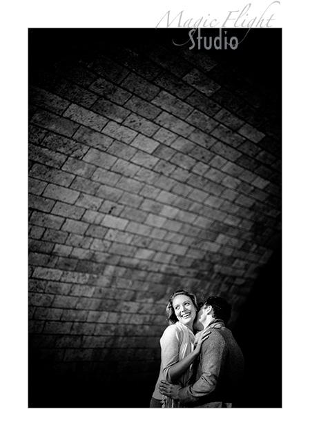 Sarah & Xavier, Engagement à Paris 8