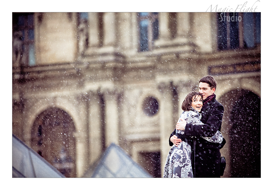 Alina & Eugene, Love story à Paris 6