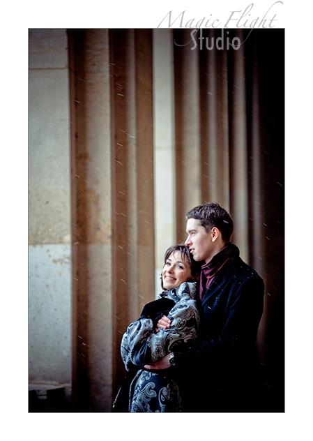 Alina & Eugene, Love story à Paris 7