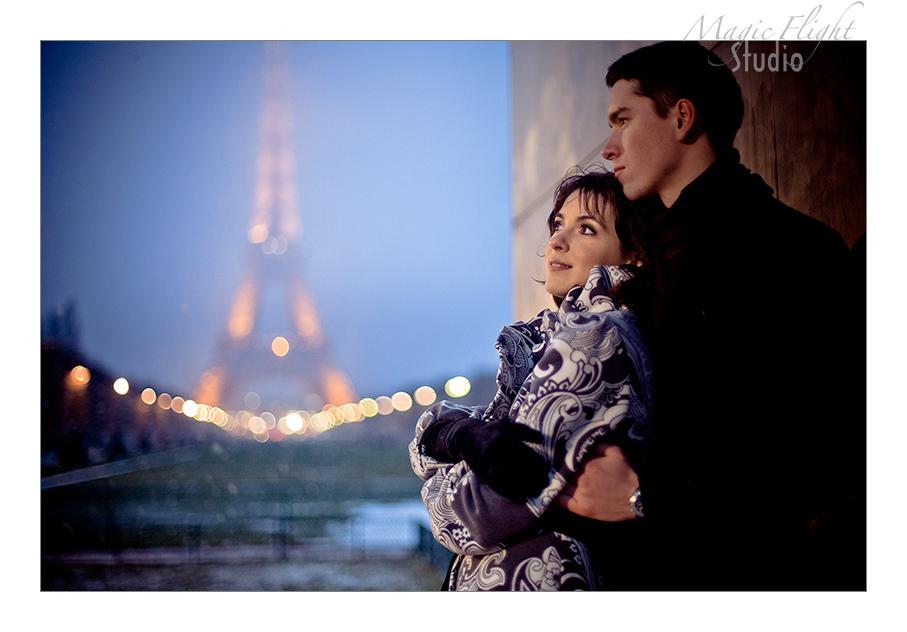 Alina & Eugene, Love story à Paris 8