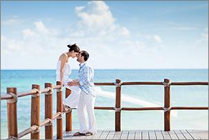 beach photoshoot engagement playa del carmen 05 copie
