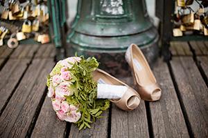 paris photographer elopement