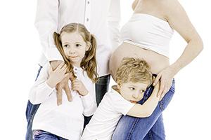 photo grossesse famille