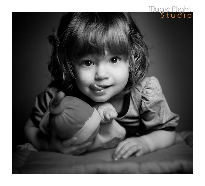 photo studio enfant