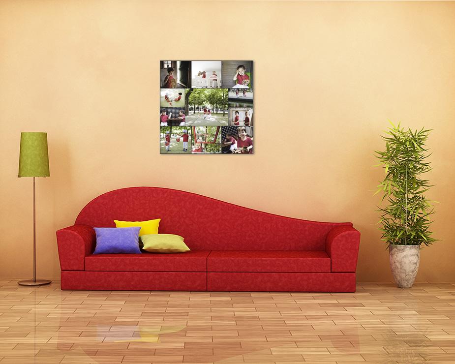 Panneau décoratif, impression photo sur panneau mural 8