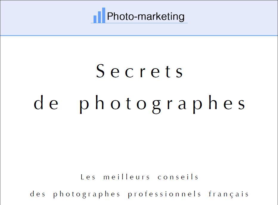 Secrets de photographe