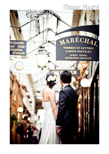法国婚纱摄影, pre wedding shoot session in Paris 1