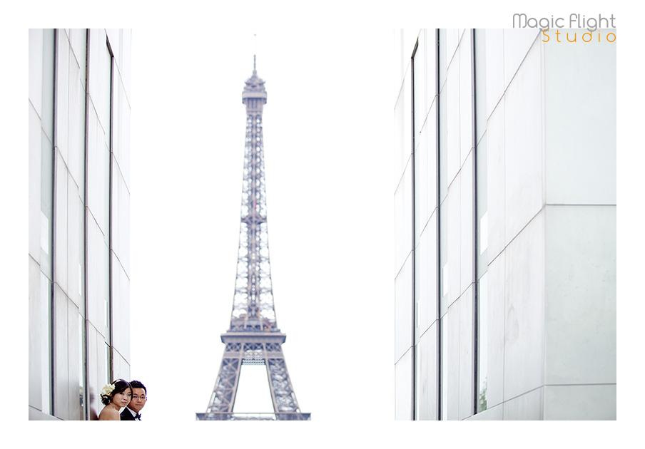 法国婚纱摄影, pre wedding shoot session in Paris 8